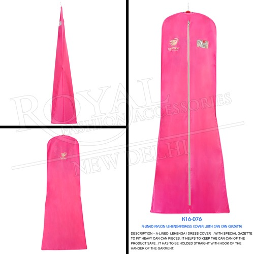 Gown Cover With Side gazette Patti