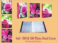 Gift albums with hard cover