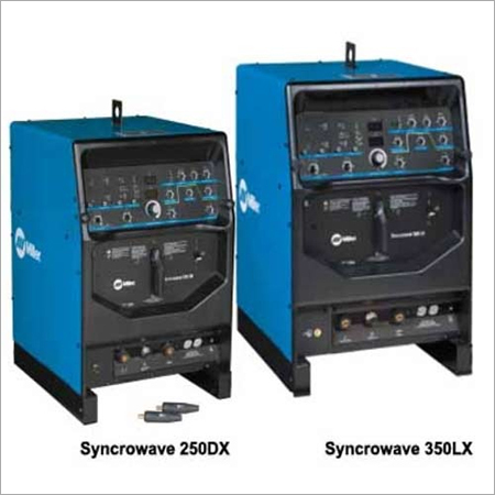 AC or DC TIG Welding Machine