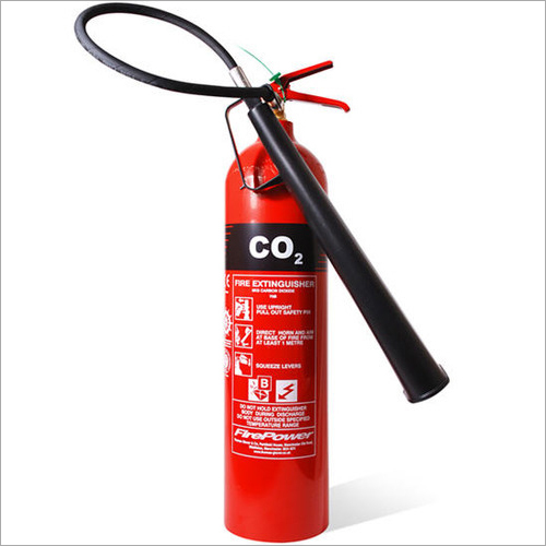 CO2 Fire Extinguisher Capacity- 4.5Kg