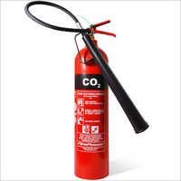 CO2 Fire Extinguisher Capacity