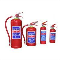 Dry Powder Type Fire Extinguisher