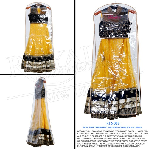Transparent Cover For Dress