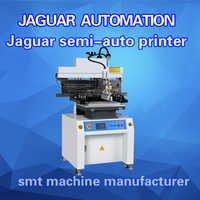 S400 Semi-auto solder paste printer
