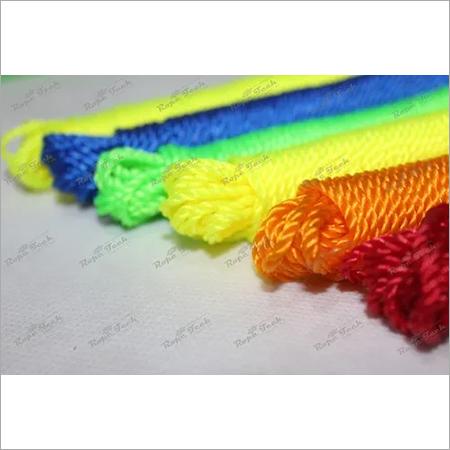virgin plastic rope