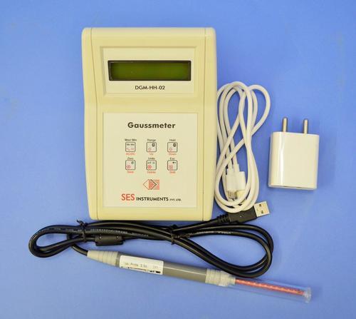 Handheld Gauss Meter