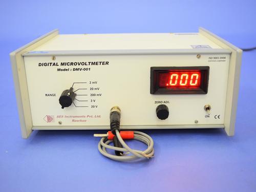 Digital DC Microvoltmeter