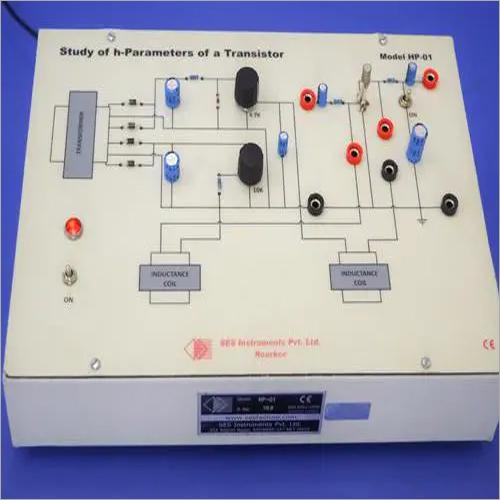 Laboratory Transistor