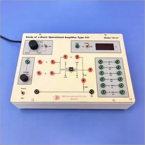 Basic Operational Amplifier