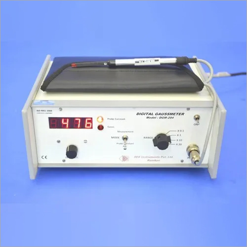 Digital Gauss Meter, DGM-204