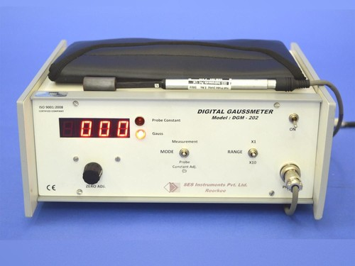 Digital Gaussmeter DGM-202