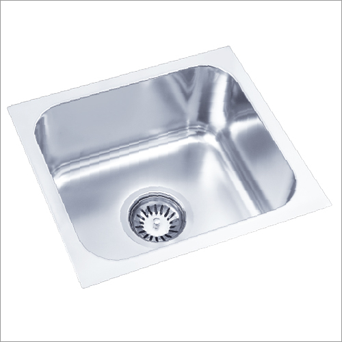 SS Single Bowl Sink