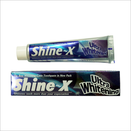 Shine-x Toothpaste