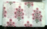 Hand Block Printed Designer Fabric