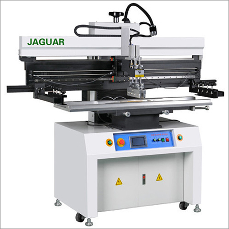 Semi-auto solder paste printer factory price