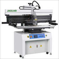 Semi-auto solder paste printer factory price