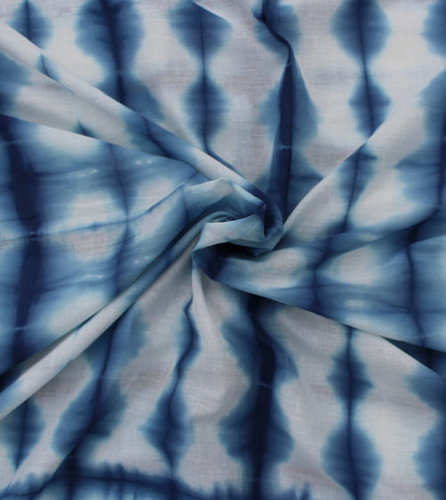 Indian Tie dye Cotton Fabric hand made fabric