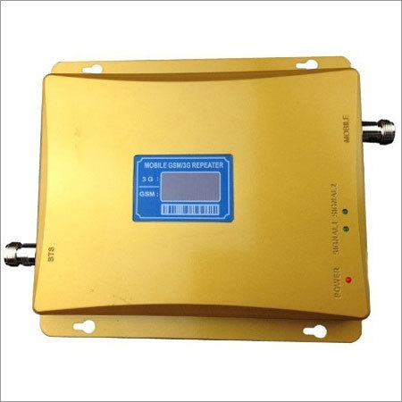 Dualband 900/2100 (2G/3G) Medium Power Golden Booster