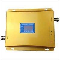 Dualband 900/2100 (2G/3G) Medium Power Golden Booster