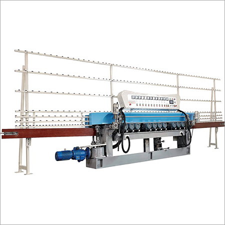 Straight Line Glass Bevelling Machine
