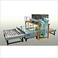 Glass Washing Machinery
