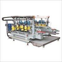 Glass Double Round Edging Machine (SKDR Series)