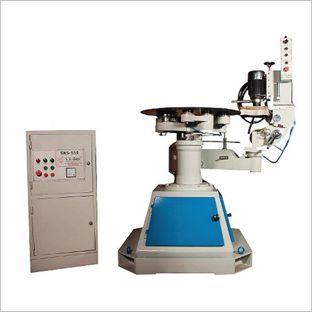 Horizontal Glass Shape Grinding Machine