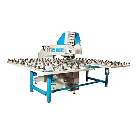 Glass Double Drilling Machine