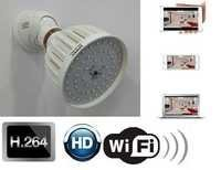 SPY WI FI CAMERA IN ORIGINAL WORKING BULB FOR LIVE VIDEO