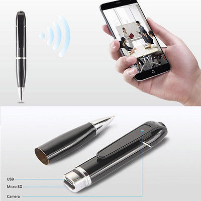 SPY WIFI WIRELESS PEN CAMERA