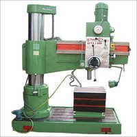 65 MM Semi All Geared Radial Drill Machine