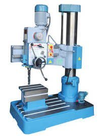 40 Mm Fine Feed Radial Drilling Machine