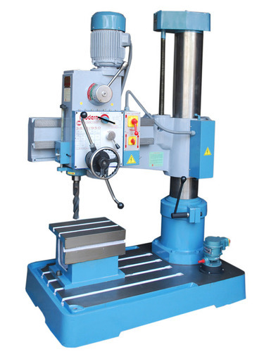 40 MM All Geared Radial Drill Machines