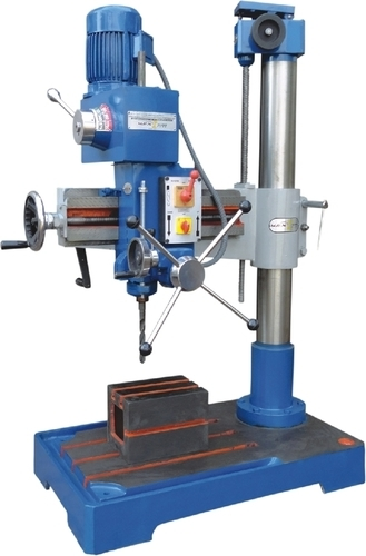 Semi All Geared Radial Drill Machines