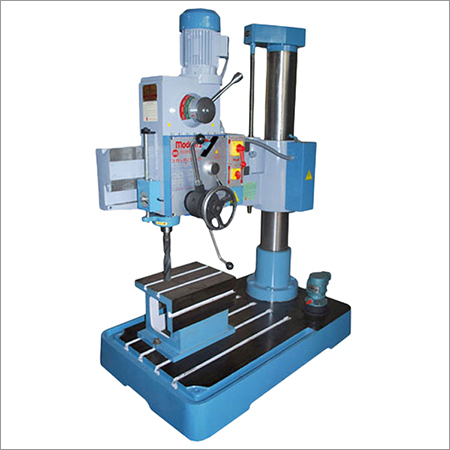 38 MM Semi ALL Geared Radial Drill Machines