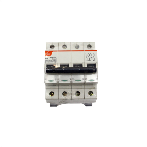 L&T Miniature Circuit Breaker