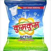 kumkum active detergent powder