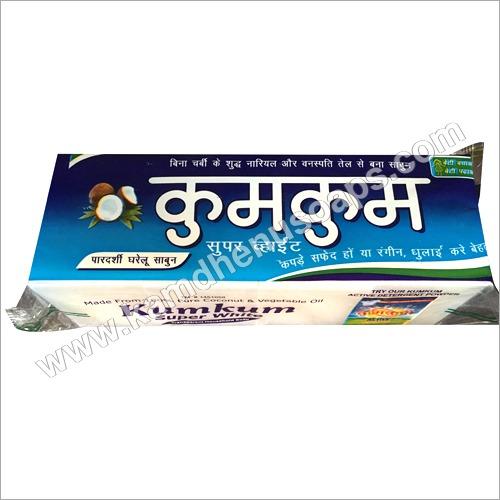 kumkum super white washing soap (250g)