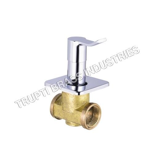 Brass Flush Cock B.P