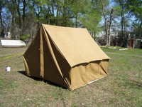 canvas tents