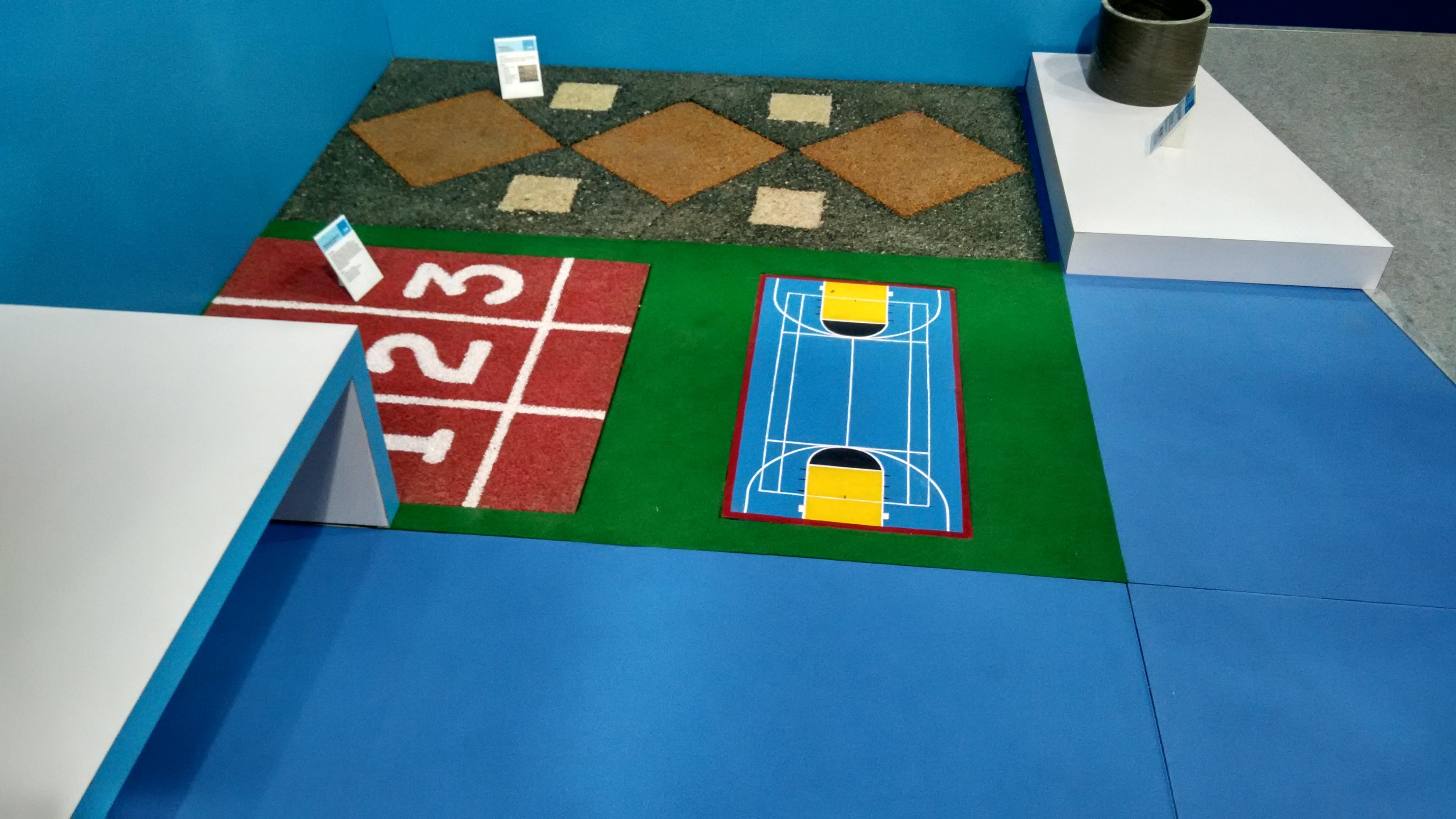 PU Sports Track