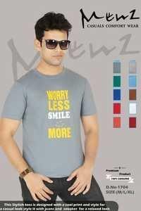 Buy Mens Half Sleeves T-Shirt