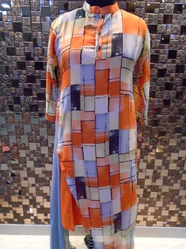 Printed Regular Wear Kurti