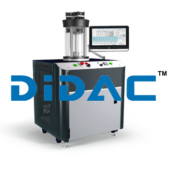 Electro Mechanically Operated Asphalt Mixture Performance Tester