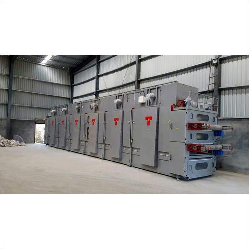 Paddy Steam Base Dryer Plant