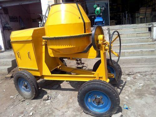 Concrete Mixer Machine Without Hopper