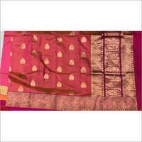 Silk Banarasi Saree