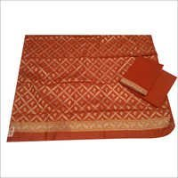 Cotton Banarsi Saree