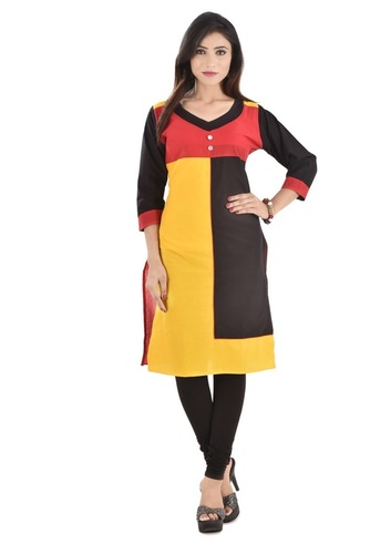 Multi Color Kurti