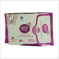 Disposable Anion Sanitary Napkin